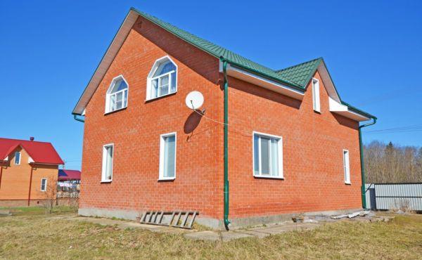 Жилой дом в деревне Солодово (1км от Рузского вдхр)